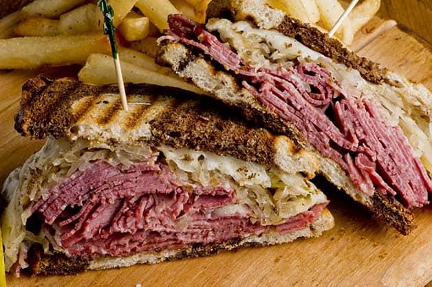 The American Reuben Sandwich
