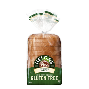 Image of Helga's Gluten Free Traditional White 470g