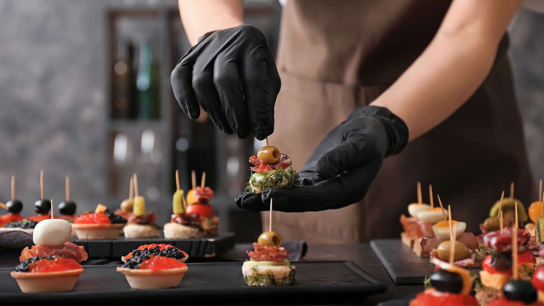 5 finger food options you should have on your catering menu for summer
