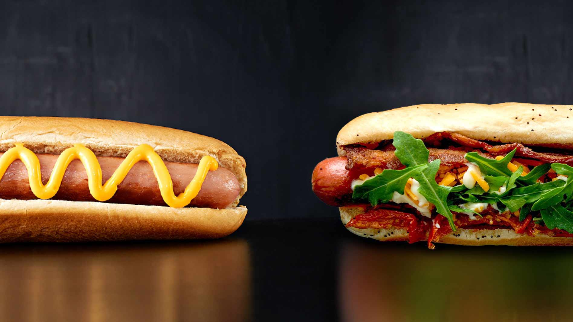 The hot dog is back: how you can turn your standard hotdog into a gourmet delight