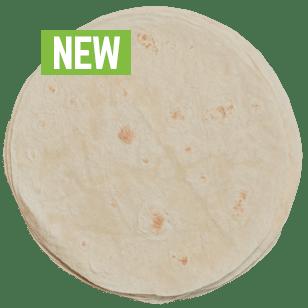 QBA White Tortilla 10 inches product photo