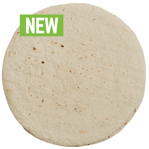 QBA White Tortilla 12 inches