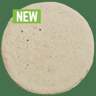 QBA White Tortilla 12 inches product photo