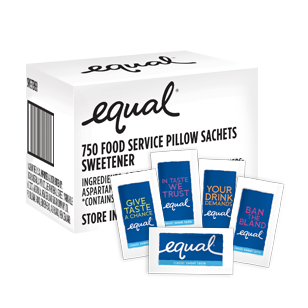 Equal Sweetener Sachets product photo
