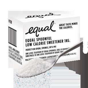 Equal Sweetener Granules Bulk 1kg product photo