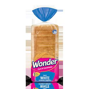 Image of Wonder White Vitamins & Minerals Toast 700g