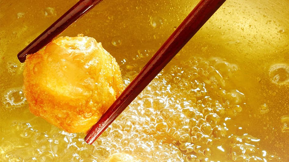 How Your Kitchens Vegetable Oil Is Made