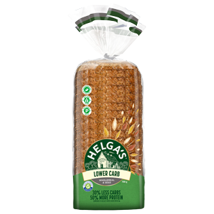Helga's Lower Carb Wholemeal & Seed product photo