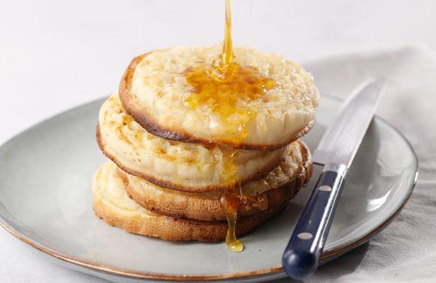 Crumpets & English Muffins