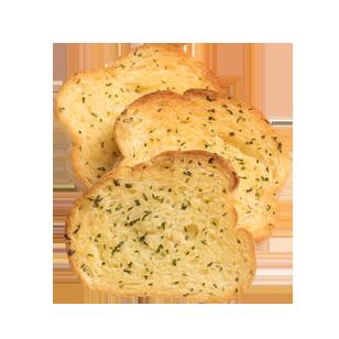 Image of La Famiglia Foodservice Garlic Bread Slices