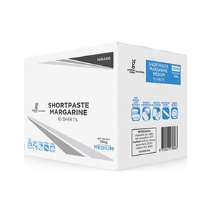 Shortpaste Margarine Medium 10kg product photo