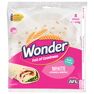 Wonder Wrap Vitamins and Minerals 8 inches (8pack)