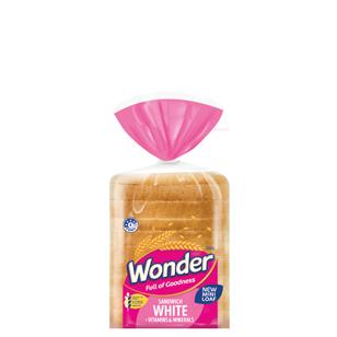 Wonder Mini White Loaf 320g product photo