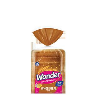 Wonder Mini Wholemeal Loaf 320g