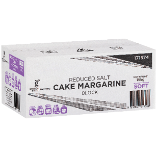 Cake Margarine Reduced Salt (soft) 15kg product photo