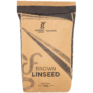 Brown Linseed 25kg