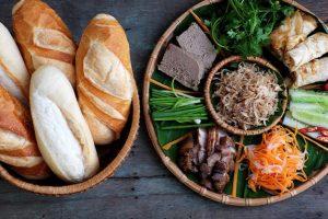 Banh Mi (Vietnamese sandwiches)