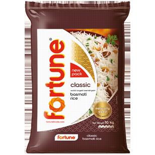 Image of Fortune® Classic Basmati Rice 10KG