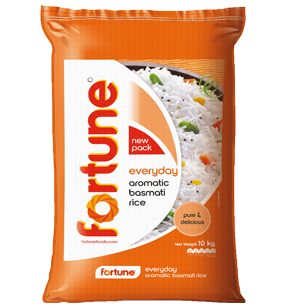 Fortune® Everyday Basmati Rice 10KG product photo