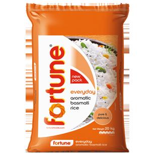 Fortune® Everyday Basmati Rice 20KG product photo
