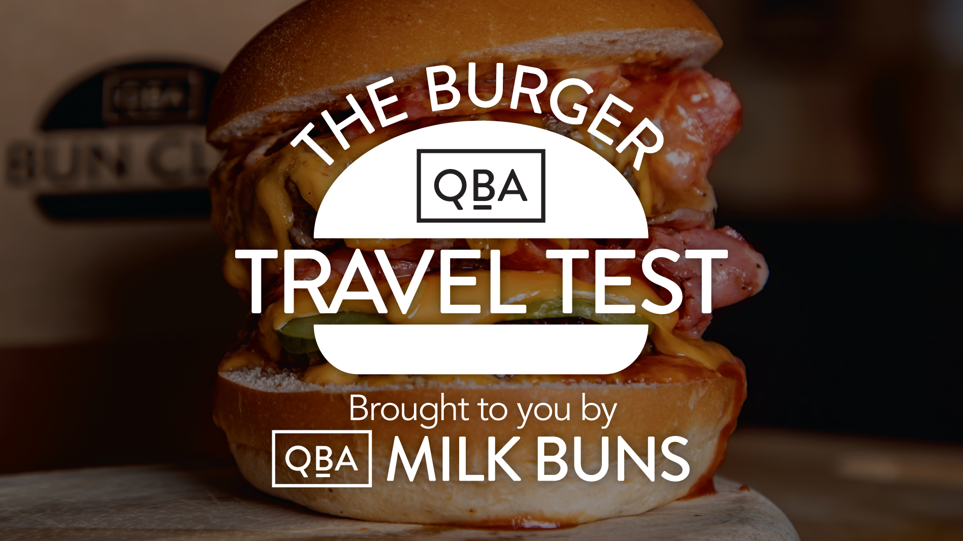 The Burger Travel Test