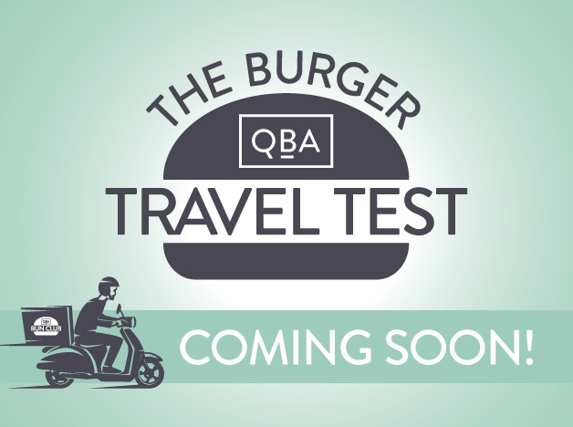 Burger Travel Test Coming Soon