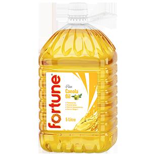 Image of Fortune® Canola Oil 4X5L