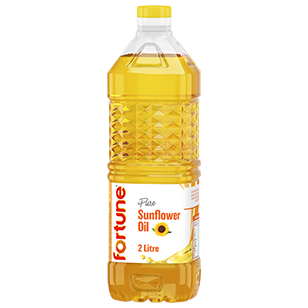 Fortune® Sunflower Oil 6X2L product photo
