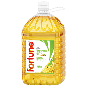 Fortune® Vegetable Oil 4X5L product photo