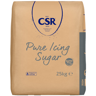 CSR Pure Icing Sugar 25kg product photo