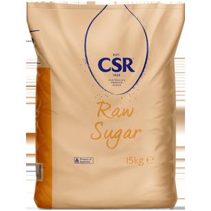 Image of CSR Raw Sugar 15kg
