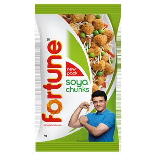 FORTUNE SOYA CHUNKS 20X1KG product photo