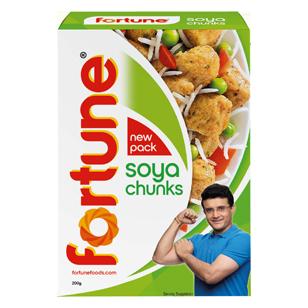 Image of FORTUNE SOYA CHUNKS 50X200G
