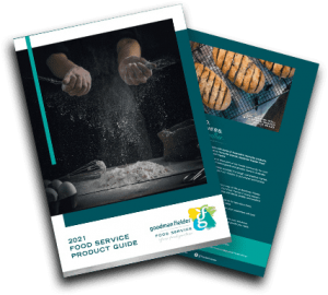 Food Service Product Guide downloadable PDF